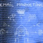 email marketing hands
