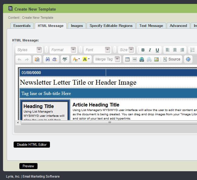 html tab editor