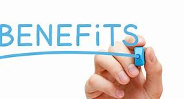 Benefits Sign