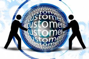 customers make the world go round