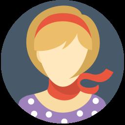 blonde avatar